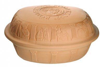 Das Prinzip des Dunstgarens - So einfach geht das Kochen mit dem Römertopf