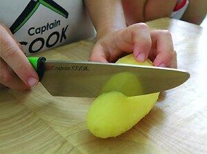 Chroma Captain Cook - Scharfe Messer für kleine Hände