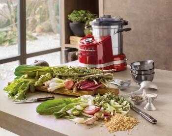 KitchenAid Cook Processor - Einfach bequemer kochen