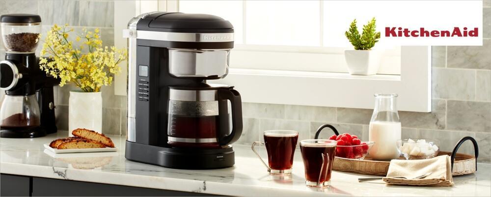 KitchenAid Kaffeemaschinen für aromatischen Kaffeegenuss in Barista-Qualität
