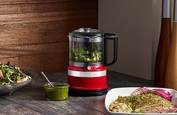KitchenAid Foodprocessor - die vielseitige Küchenmaschine
