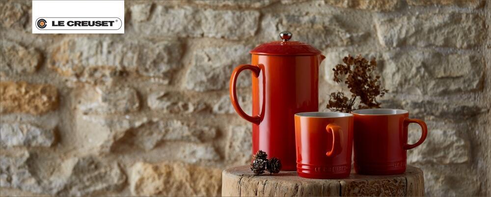 Le Creuset Kaffeebereiter