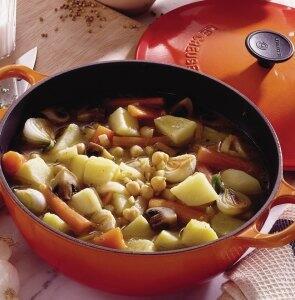 Gusseisentöpfe - ideal für aromatisches, schonendes Garen