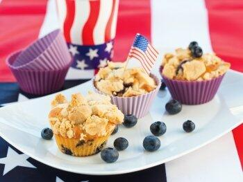 Muffins - The American Way of Life in Kuchenform