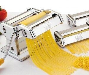Marcato Nudelmaschinen - leckere Pasta selbst produziert