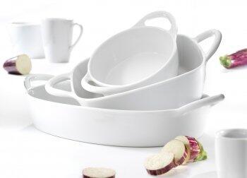 Pillivuyt Auflauf- & Ofenformen - Garanten für gelungen Aufläufe, Gratins und Soufflés
