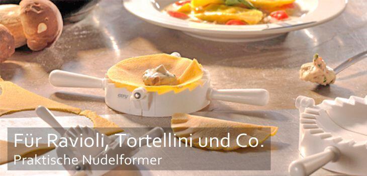 Nudelformer & Nudelausstecher