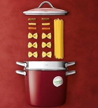Silit Pastatöpfe Vitaliano - aus Liebe zur Pasta