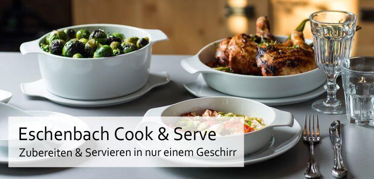 Eschenbach Cook & Serve - Der Alleskönner in der Küche