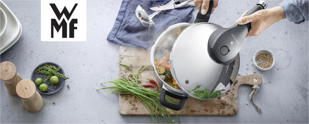 WMF Schnellkochtöpfe - Clever schnellkochen