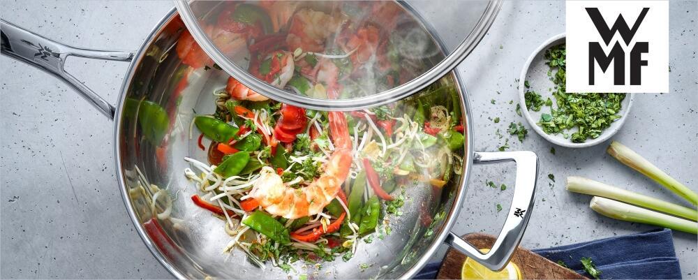 WMF Woks - Asiatische Frischeküche aus dem Wok