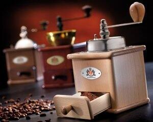 Zassenhaus Kaffeemühlen - robuste Mahlwerke für aromatischen Kaffeegenuß