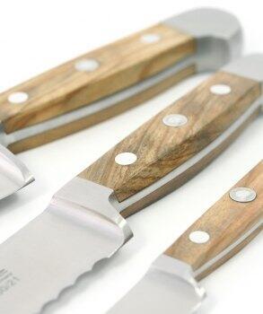 Güde Messer - Geschmiedete Messer in höchster Qualität von Hand gefertigt