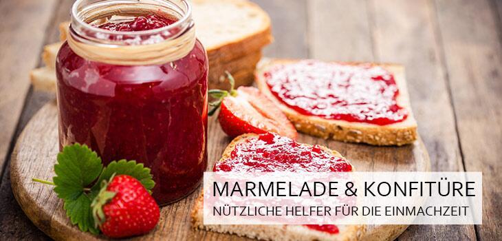 Marmelade & Konfitüre selbst gemacht