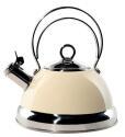 Wesco Flötenkessel Cookware mandel