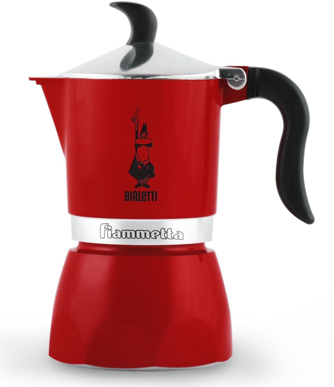 Bialetti Espressokocher Fiammetta Chily Pepper