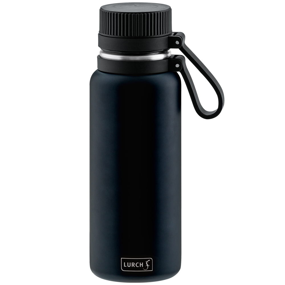 Lurch Isolier-Flasche, Outdoor, nachtblau