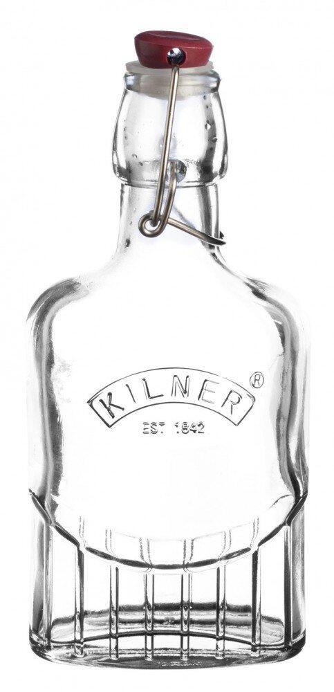 Kilner Clip Top Glasflasche Sloe Gin