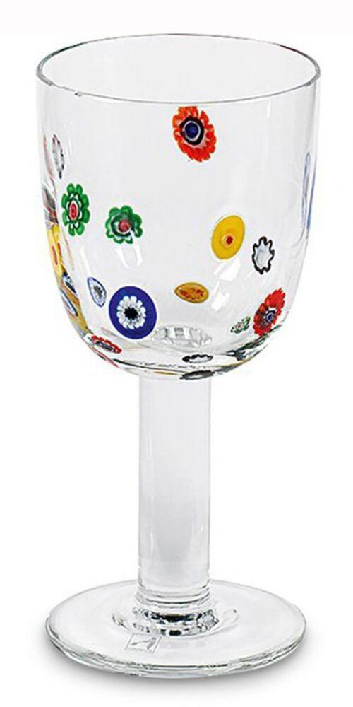 Leonardo Weißweinglas Millefiori