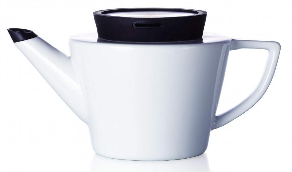 Viva Scandinavia Teekanne Infusion aus Porzellan, 0,5 Liter