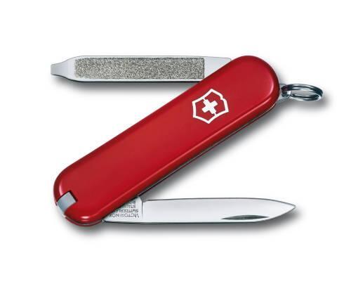 Victorinox Taschenmesser Escort rot