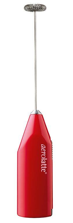 Cilio Aerolatte Milchaufschäumer rot