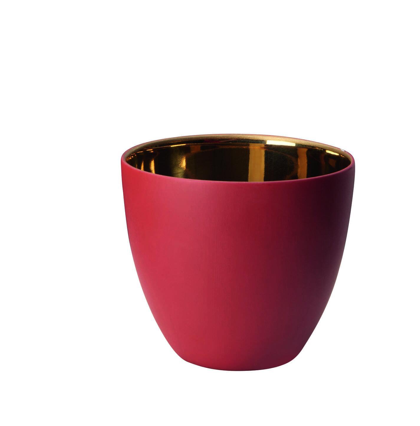 ASA Windlicht, rot