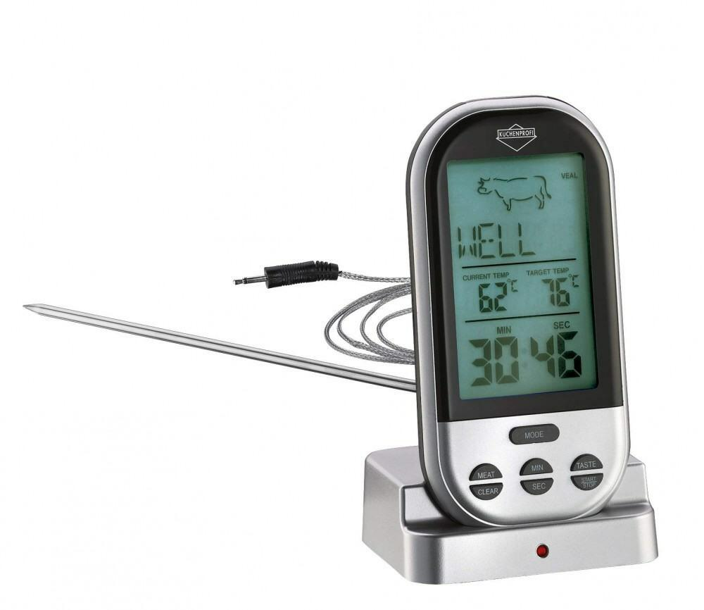 Küchenprofi digitales Bratenthermometer Profi
