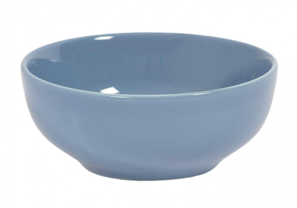Pillivuyt Bretagne Salatschüssel Sancerre in dunkelblau