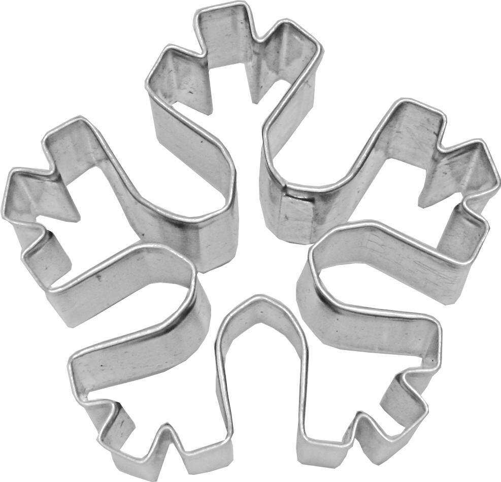 Birkmann Ausstechform Eiskristall aus Edelstahl