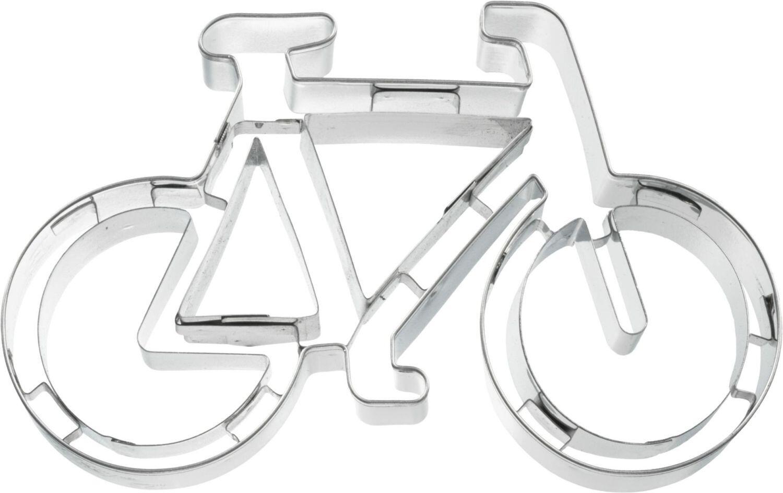 Birkmann Ausstechform Fahrrad