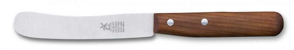 Frühstücksmesser Buckelsklinge von Windmühlenmesser Kirschholz (rostfrei)