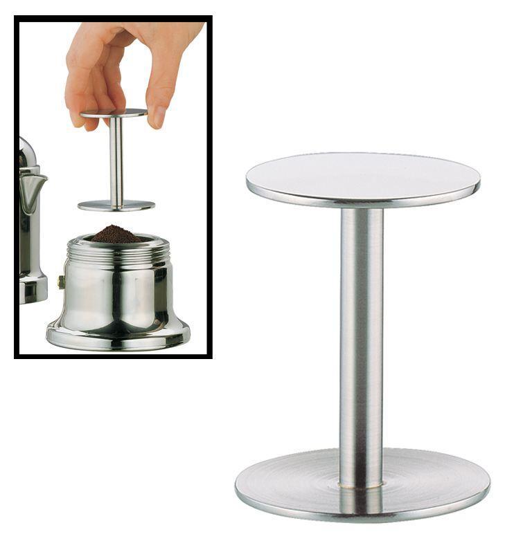 Cilio Espressodrücker, 2 Stempel