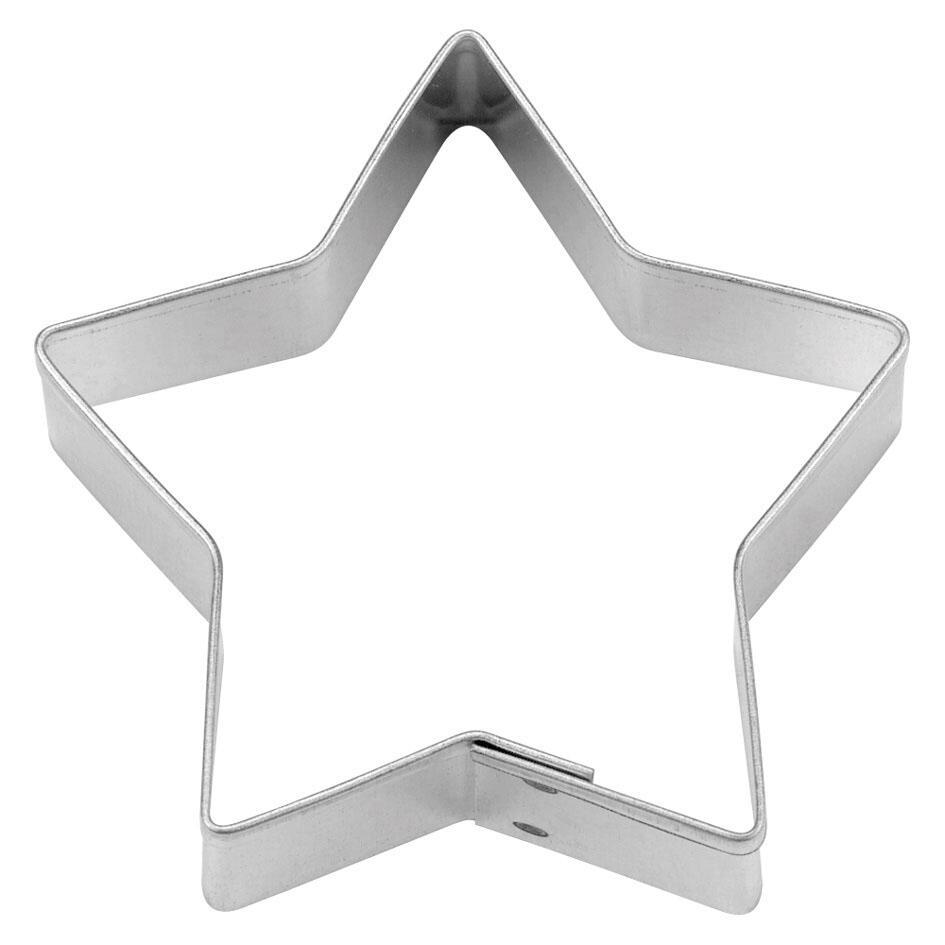 Städter Ausstechform Stern 12 cm 5-zackig