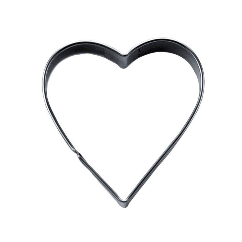 Städter Ausstechform Herz 3,5 cm / H 2,5 cm