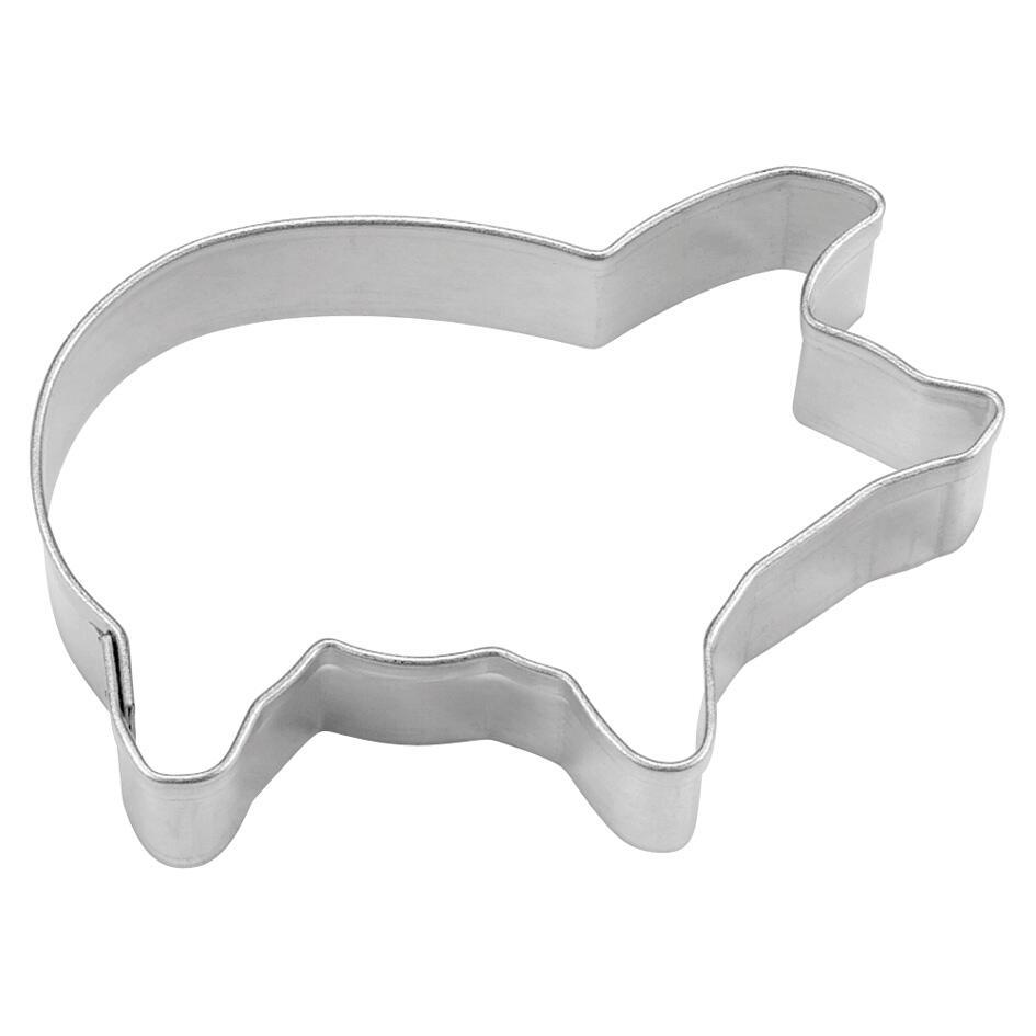 Städter Ausstechform Schwein 4 cm