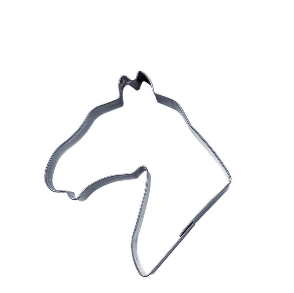 Städter Ausstechform Pferdekopf 7,5 cm