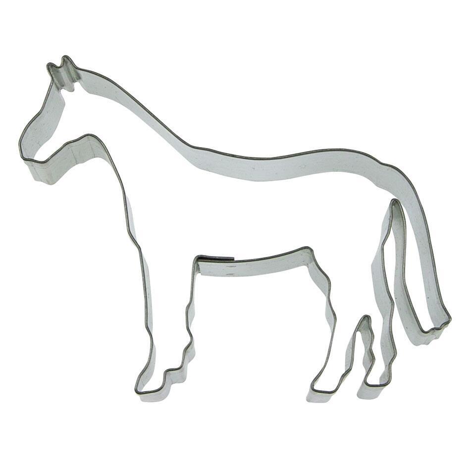 Städter Ausstechform Pferd 8 cm