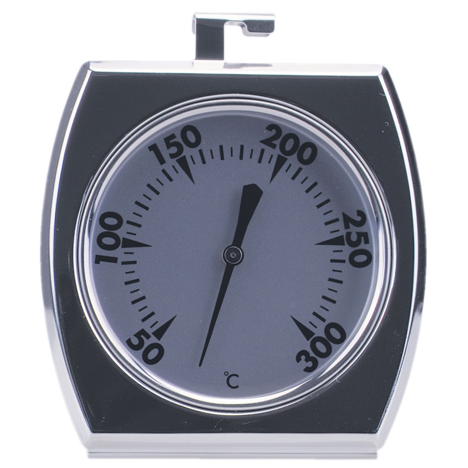 Städter Thermometer Backofen-Thermometer 7 x 8,5 cm