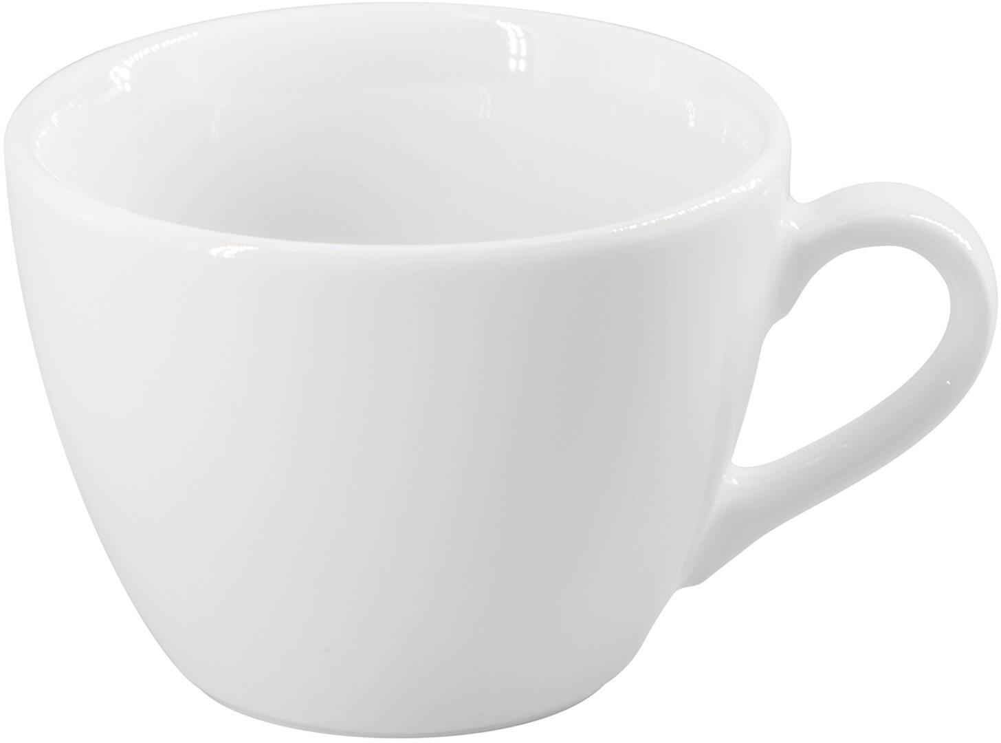 Eschenbach Porzellan Obertasse 0 21 L In Weiss Kochform