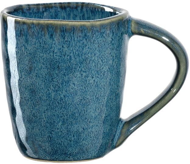 Leonardo Espressotasse MATERA 90 ml blau, 4er-Set