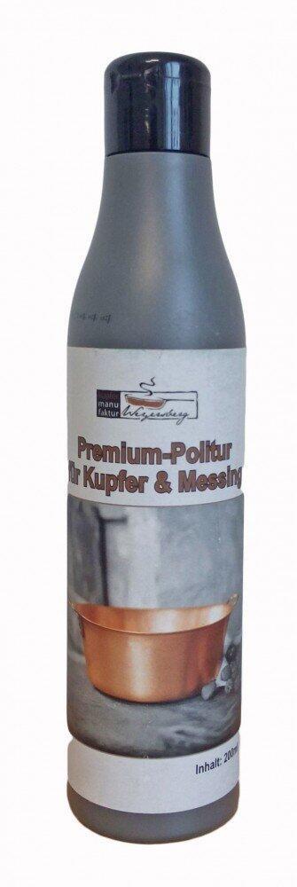 Premium-Politur aus Kupfermanufaktur Weyersberg, 200 ml