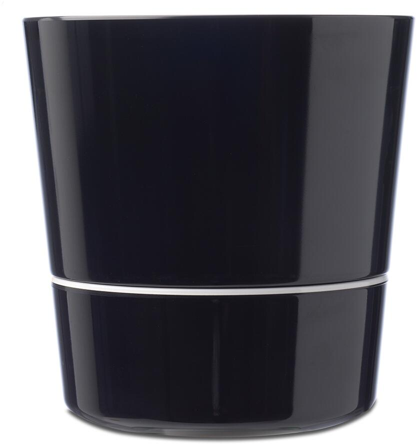 Mepal Hydro kräutertopf groß - schwarz