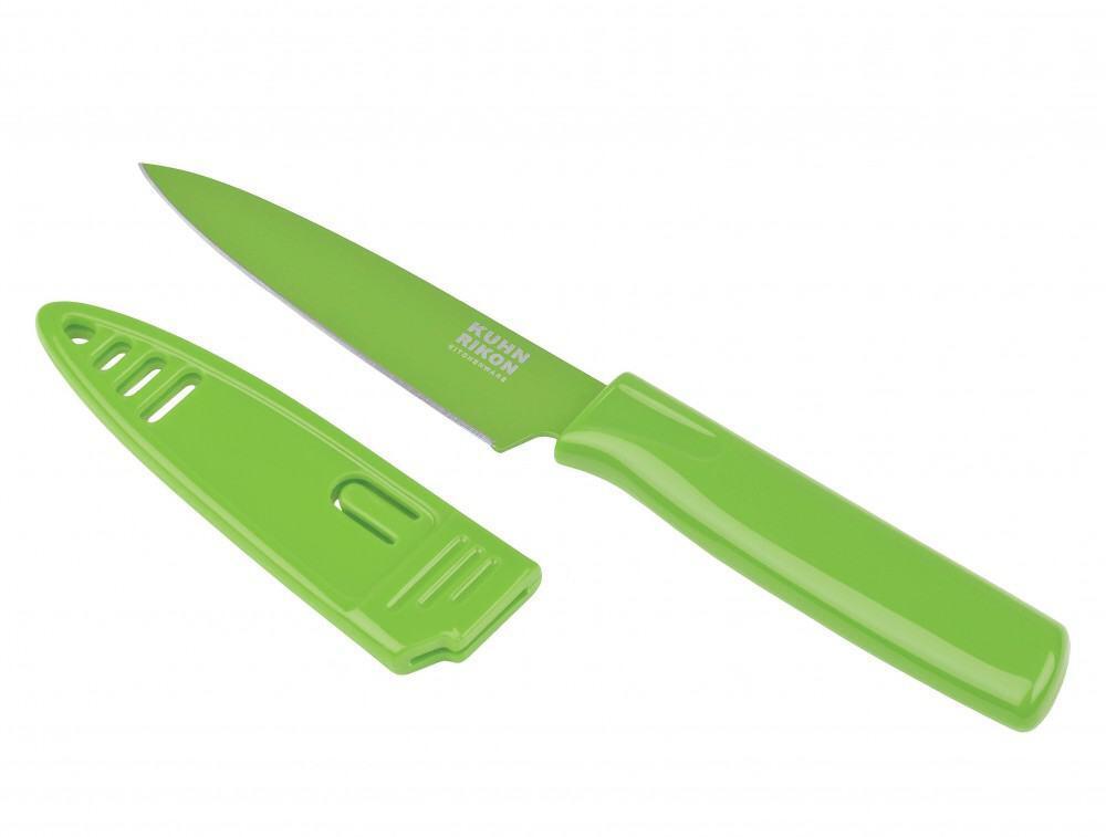 Kuhn Rikon Rüstmesser Colori in grün