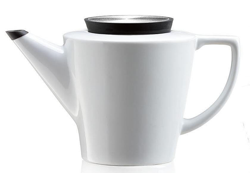 viva scandinavia teekanne infusion aus porzellan kochform. Black Bedroom Furniture Sets. Home Design Ideas