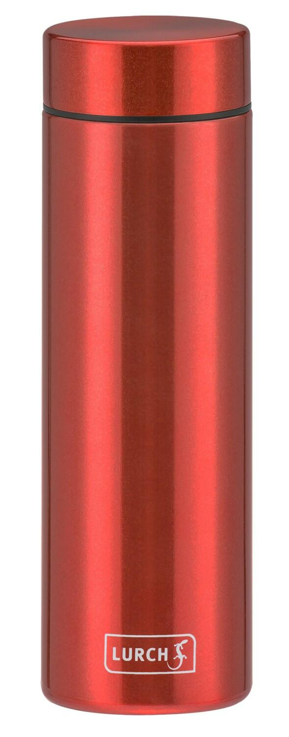 Lurch Isolierflasche Lipstick in poppy red