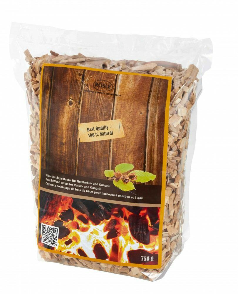 Rösle Räucherchips Buche 750 g