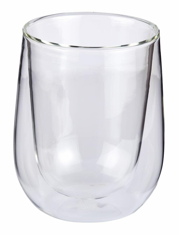 cilio Milchkaffee-Glas VERONA, 2er Set