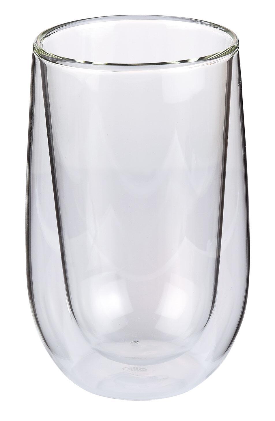 cilio Latte Macchiato-Glas VERONA, 2er Set