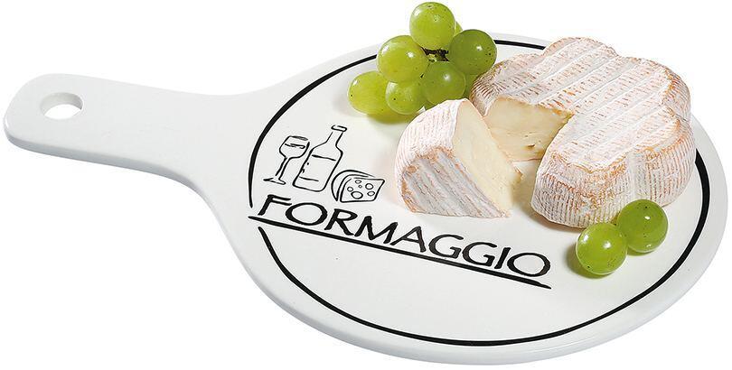 Cilio Servierplatte Formaggio mit Längsgriff